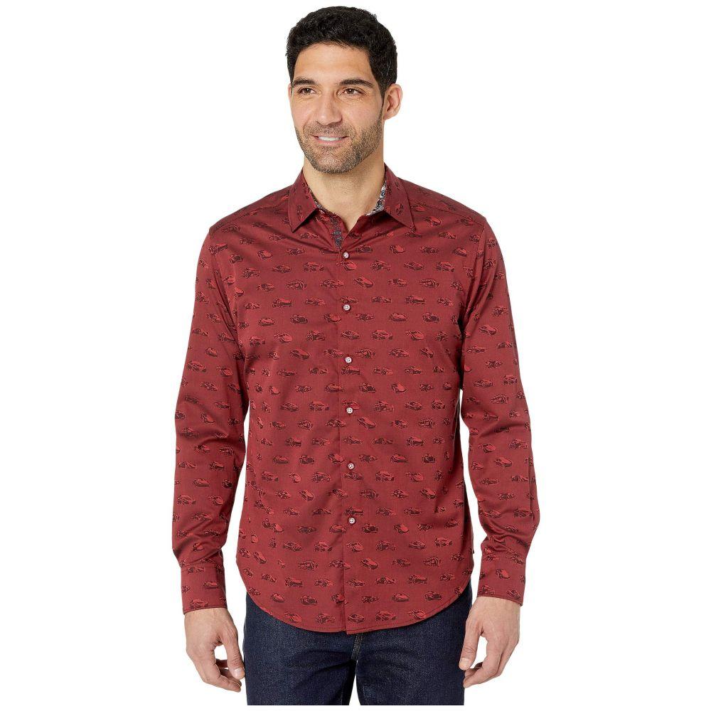 ロバートグラハム Robert Graham メンズ シャツ トップス【Winners Circle Sport Shirt】Red