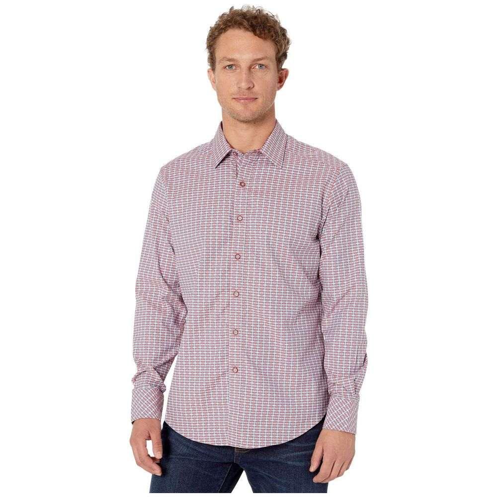 ロバートグラハム Robert Graham メンズ シャツ トップス【Classic Fit Melrose Sport Shirt】Coral