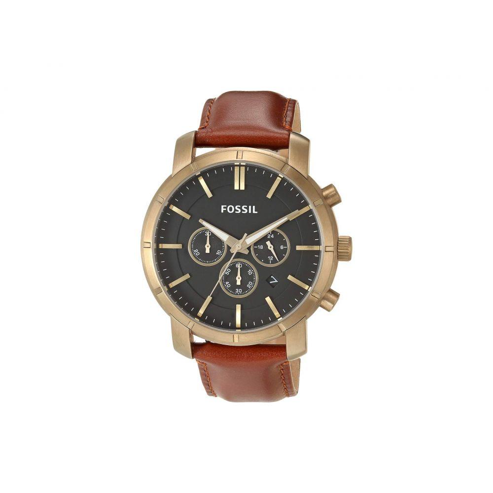 フォッシル Fossil メンズ 腕時計 【46 mm Lance BQ2255】Brown