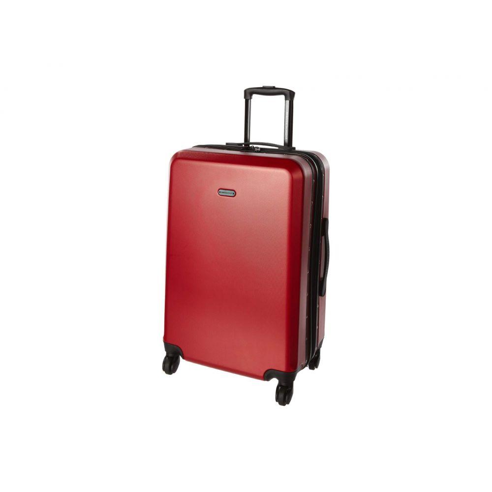 レベッカ ミンコフ Rebecca Minkoff ユニセックス スーツケース・キャリーバッグ バッグ【24 Stud Luggage】Red