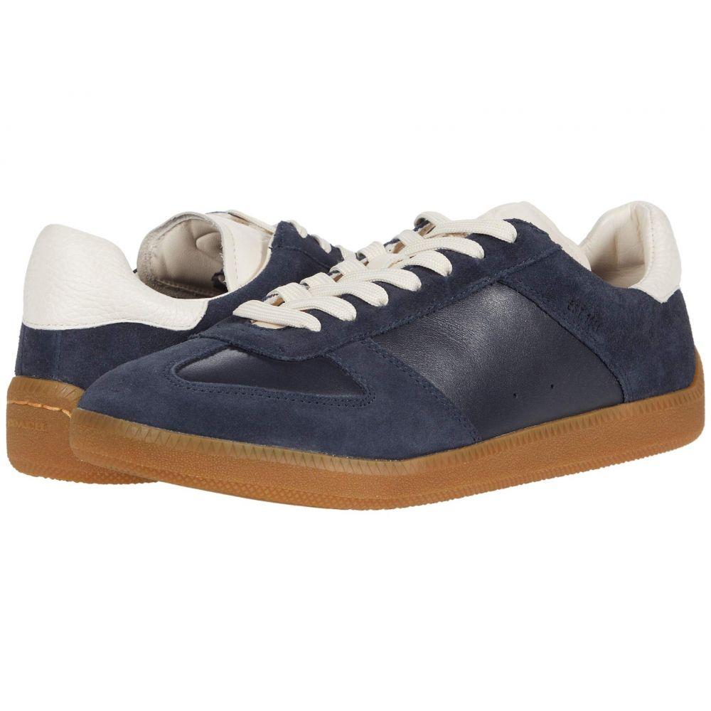 コーチ COACH メンズ スニーカー ローカット シューズ・靴【C104 Low Top Sneaker】Navy/White