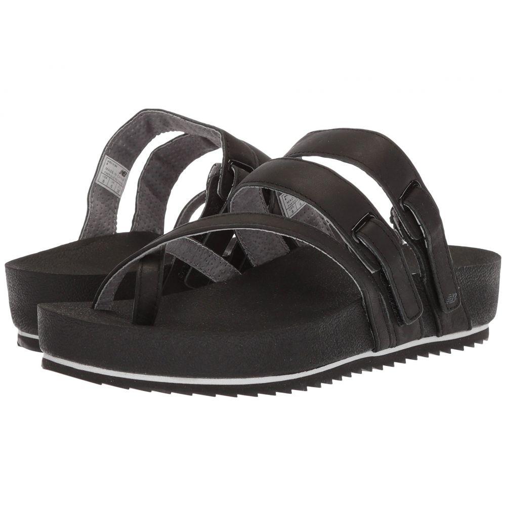 ニューバランス New Balance レディース サンダル・ミュール シューズ・靴【Traveler Sandal】Black