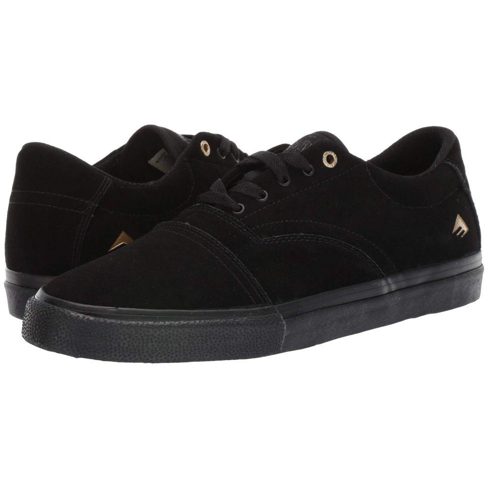 エメリカ Emerica メンズ スニーカー シューズ・靴【Provider】Black/Black/Gum