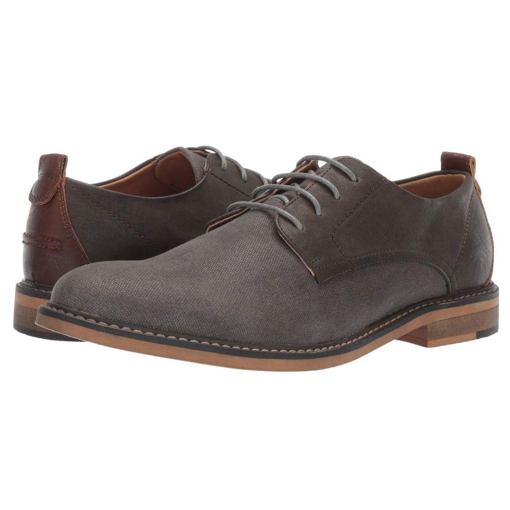スティーブ マデン Madden by Steve Madden メンズ 革靴・ビジネスシューズ シューズ・靴【Yanton】Grey Leather