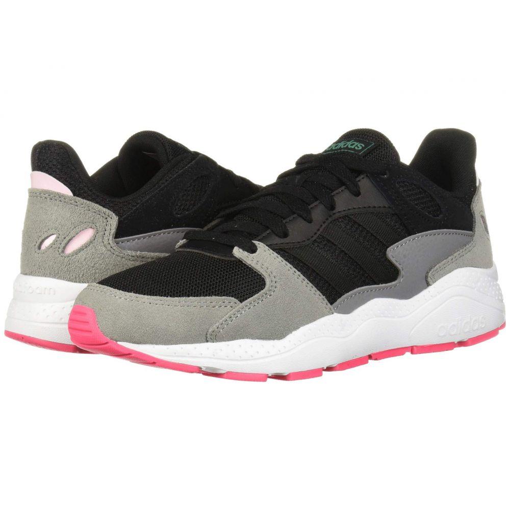 アディダス adidas レディース スニーカー シューズ・靴【Chaos】Core Black/Core Black/Real Pink