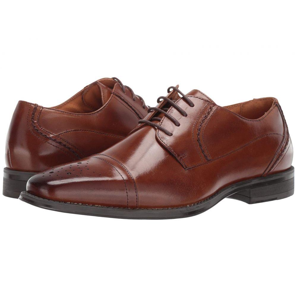 ステイシー アダムス Stacy Adams メンズ 革靴・ビジネスシューズ シューズ・靴【Powell】Cognac