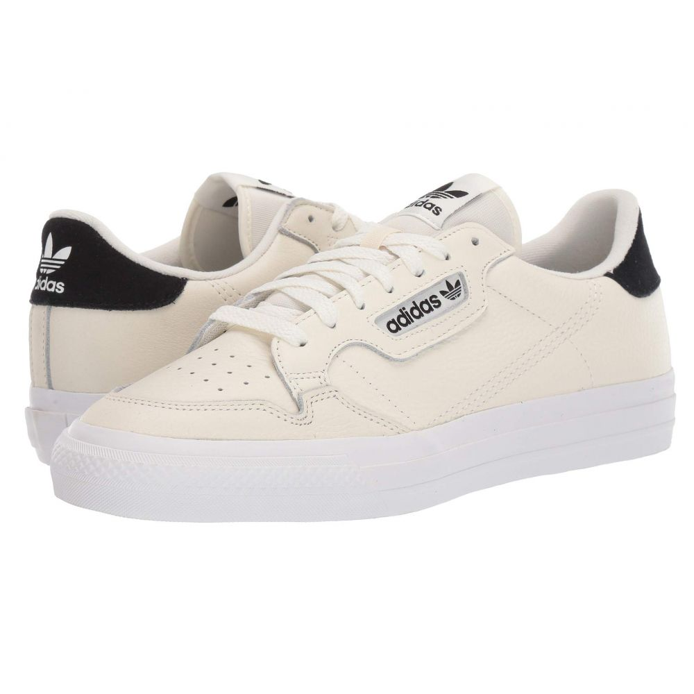 アディダス adidas Originals メンズ スニーカー シューズ・靴【Continental Vulc】Off-White/Off-White/Core Black