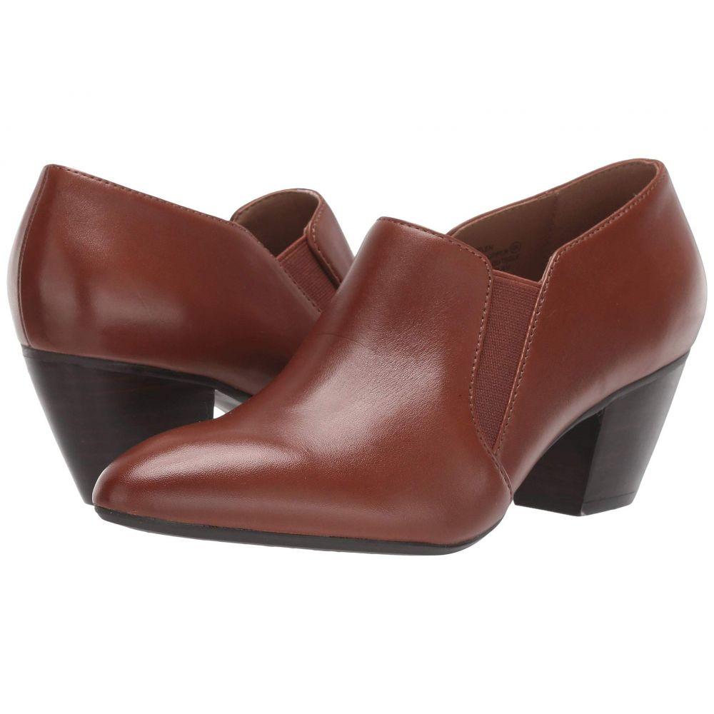 エアロソールズ Aerosoles レディース ブーツ シューズ・靴【Martha Stewart Helen】Brown Leather