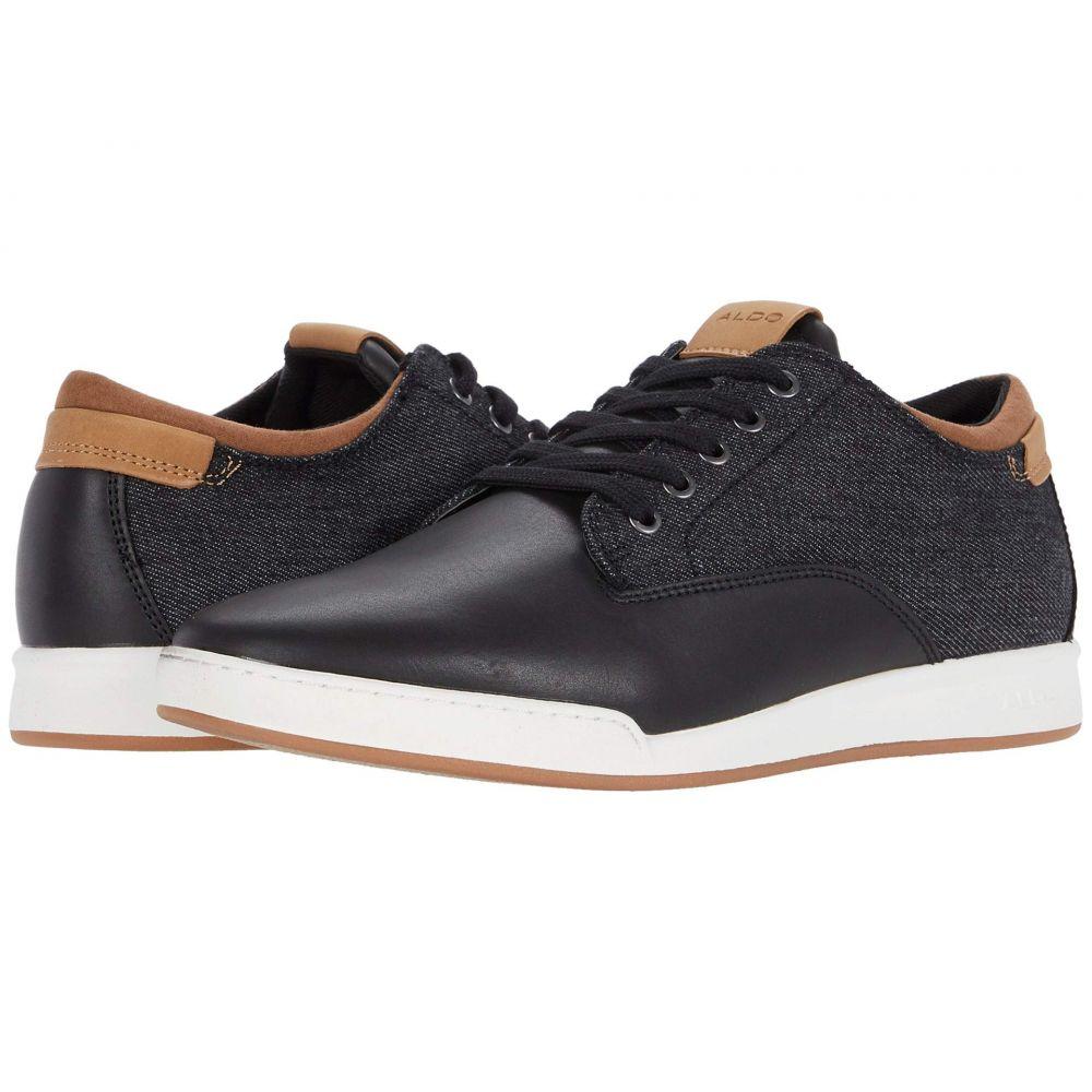 アルド ALDO メンズ スニーカー シューズ・靴【Hermond】Black