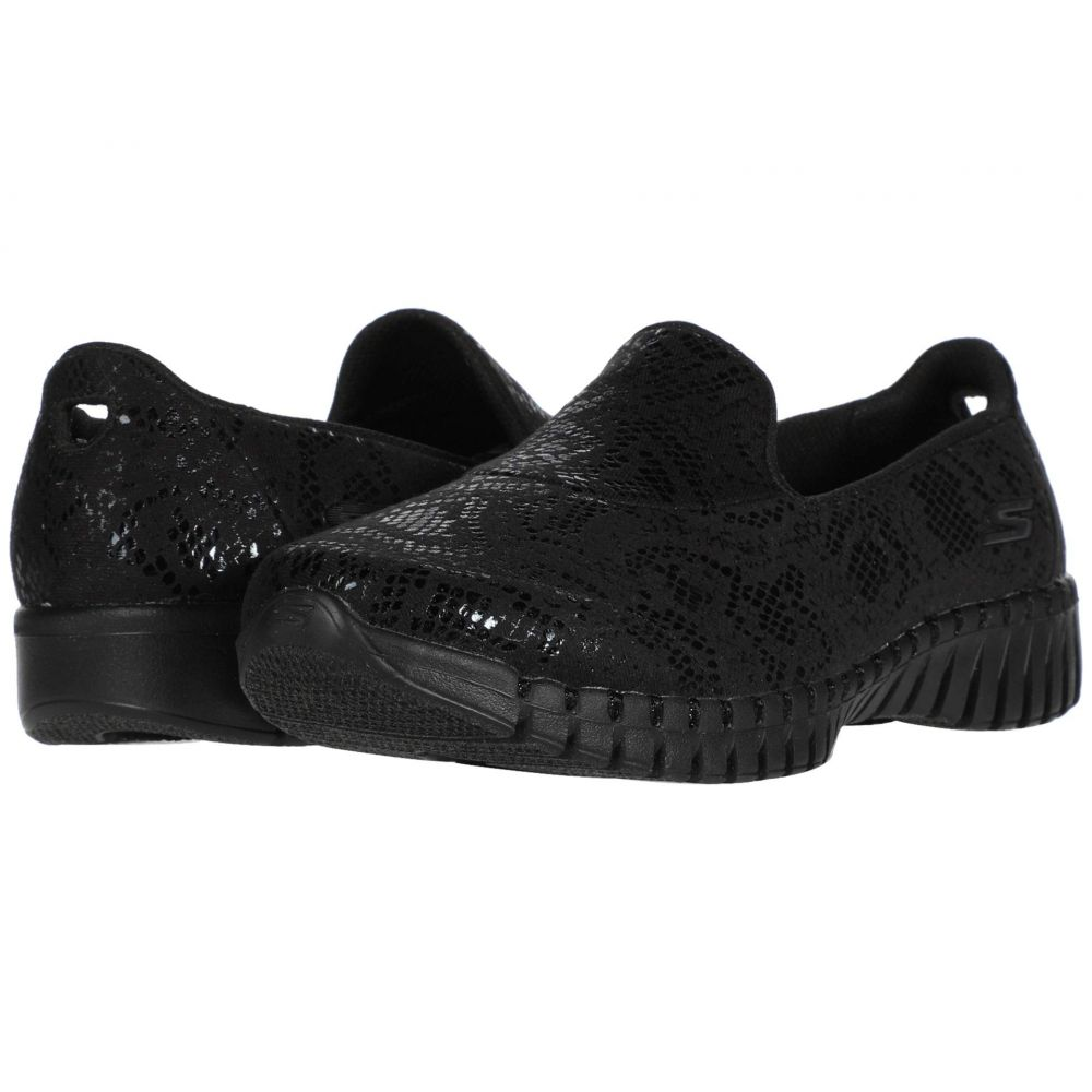 スケッチャーズ SKECHERS Performance レディース スニーカー シューズ・靴【Go Walk Smart - 124044】Black