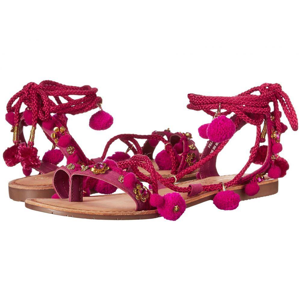 チャイニーズランドリー Chinese Laundry レディース サンダル・ミュール シューズ・靴【Portia】Pink Suede