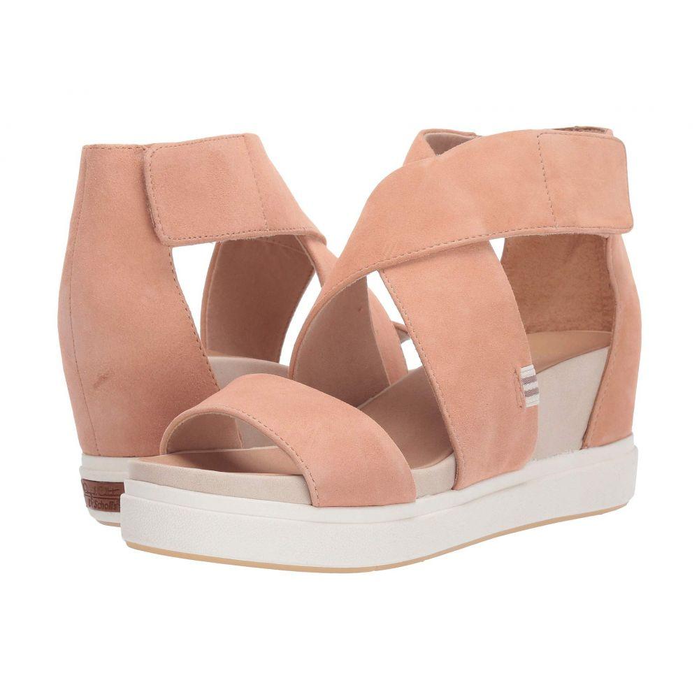 ドクター ショール Dr. Scholl's レディース サンダル・ミュール シューズ・靴【Scout High - Original Collection】Vida Pink Suede