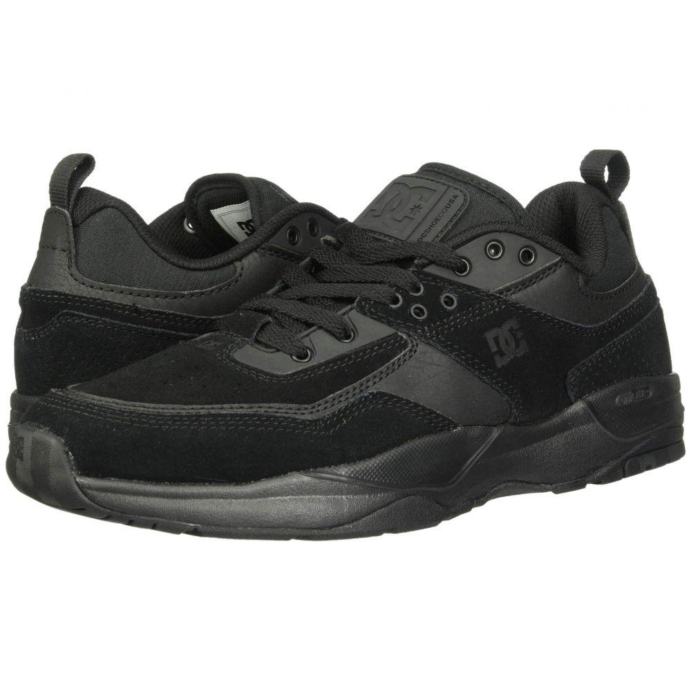 ディーシー DC メンズ スニーカー シューズ・靴【E. Tribeka】Black/Black