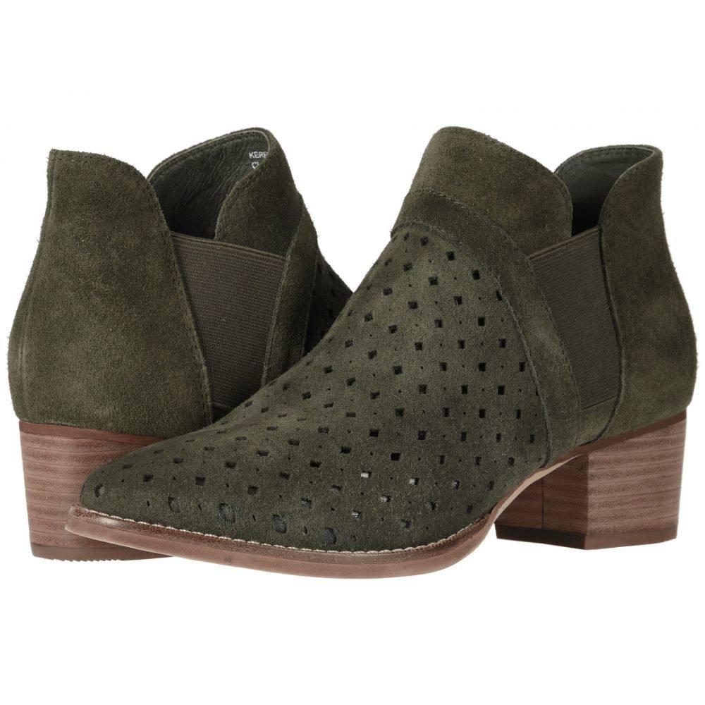 カルソーアースシューズ Earth レディース ブーツ シューズ・靴【Keren】Olive Suede