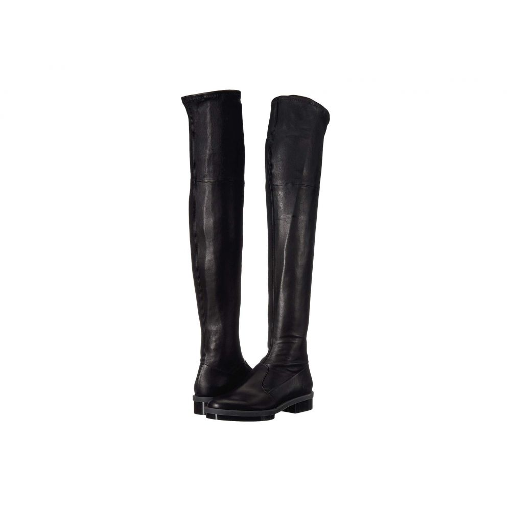 ロベール クレジュリー Clergerie レディース ブーツ シューズ・靴【Rocka】Black Calf
