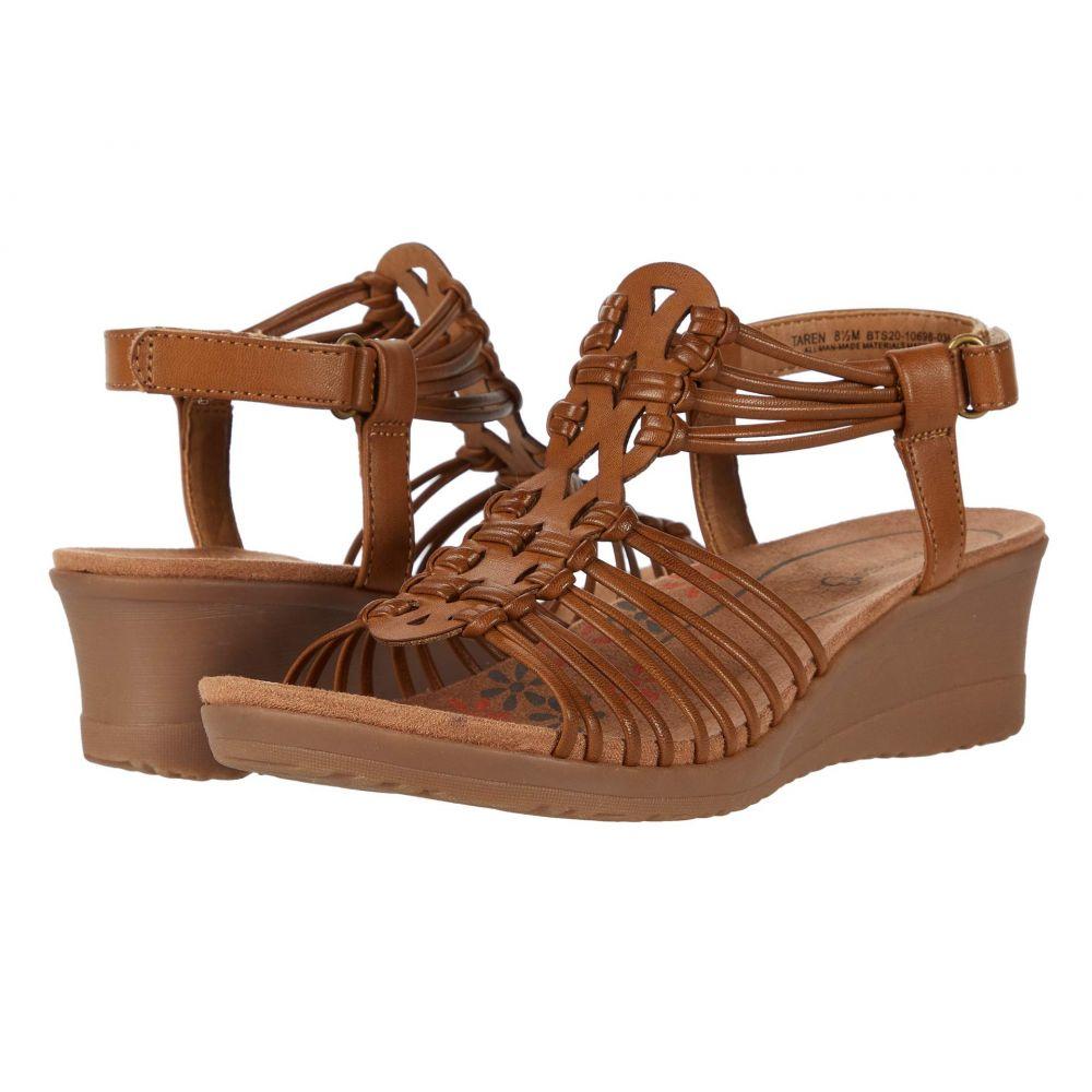 ベアトラップ Baretraps レディース サンダル・ミュール シューズ・靴【Taren】Auburn