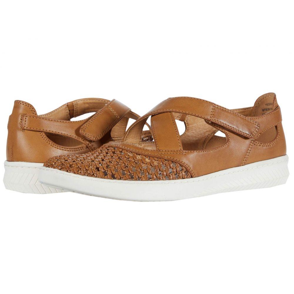ベアトラップ Baretraps レディース スリッポン・フラット シューズ・靴【Yesica】Caramel
