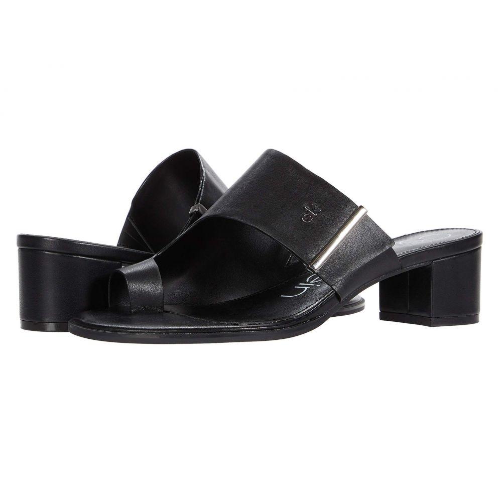 カルバンクライン Calvin Klein レディース サンダル・ミュール シューズ・靴【Daniela】Black