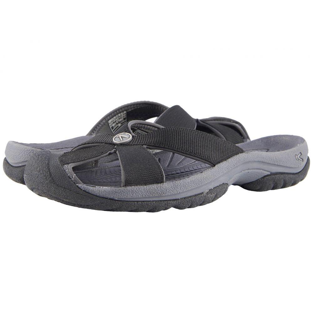 キーン Keen レディース サンダル・ミュール シューズ・靴【Bali】Black/Magnet