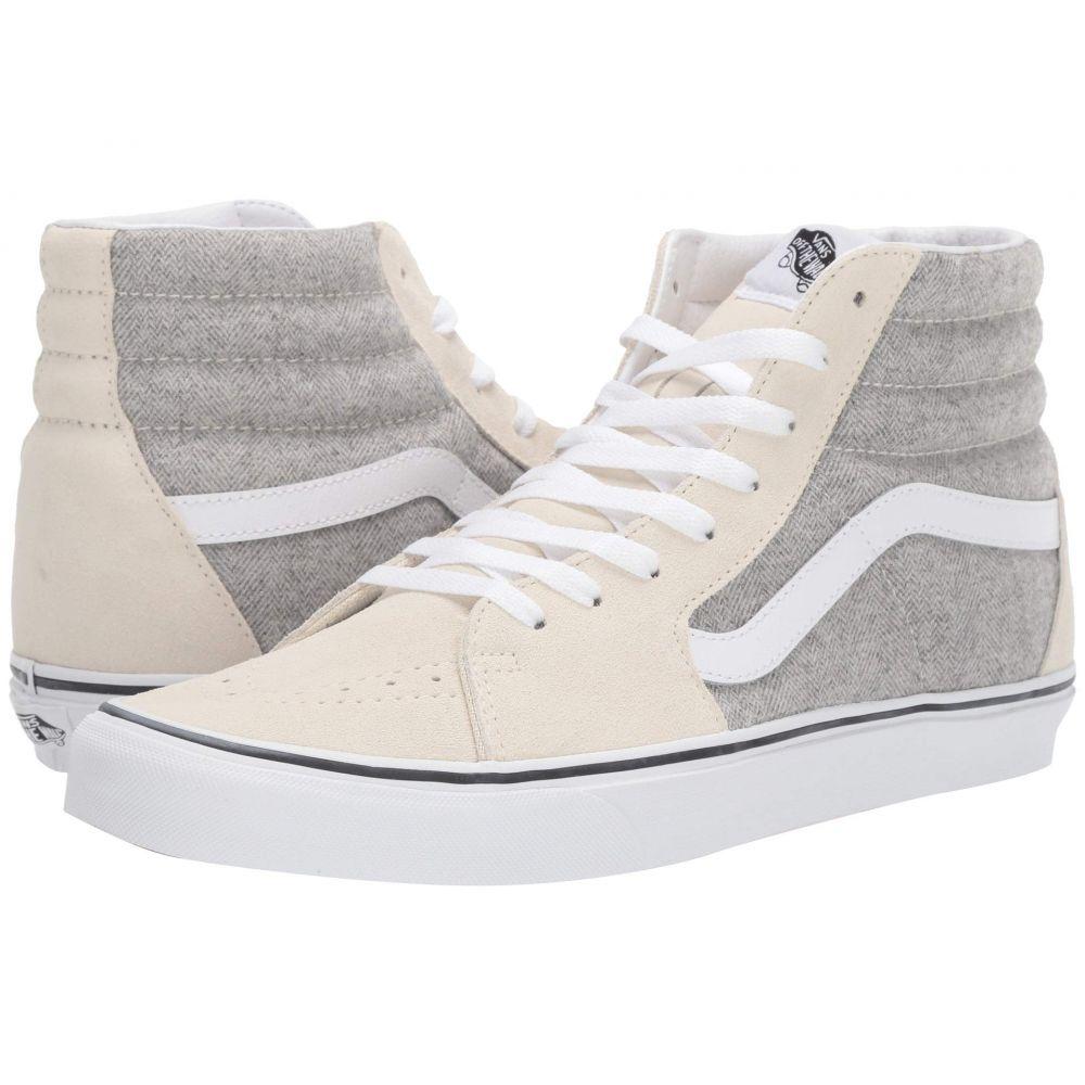 ヴァンズ Vans レディース スニーカー シューズ・靴【SK8-Hi】White Asparagus/True White