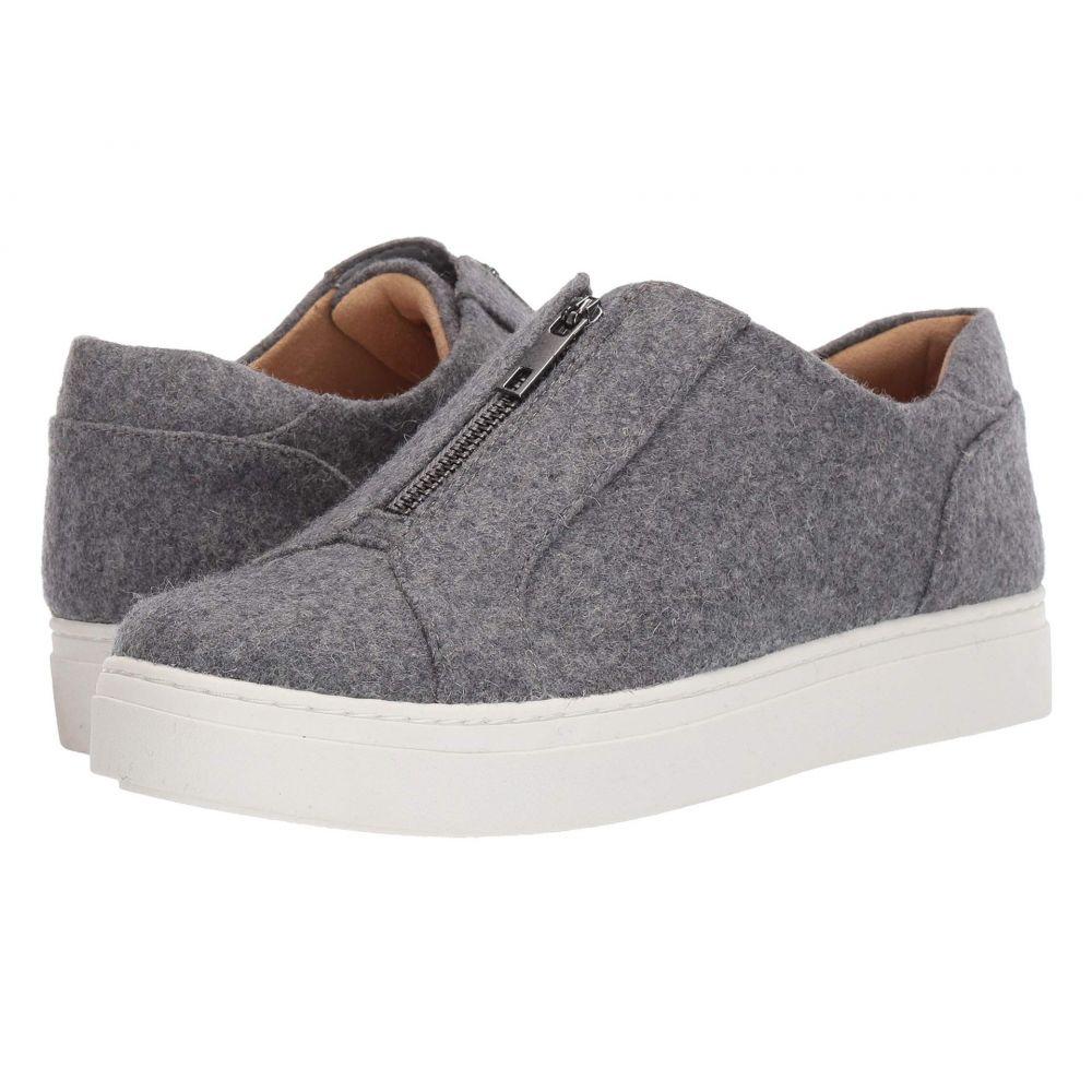 ナチュラライザー Naturalizer レディース スニーカー シューズ・靴【Cyan】Medium Grey Flannel Fabric
