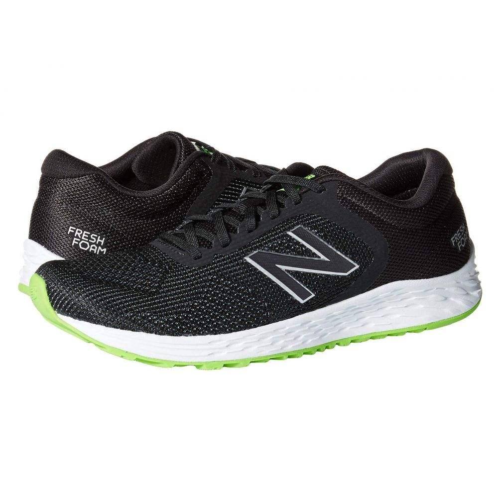 ニューバランス New Balance メンズ ランニング・ウォーキング シューズ・靴【Fresh Foam Arishi v2】Black/RGB Green