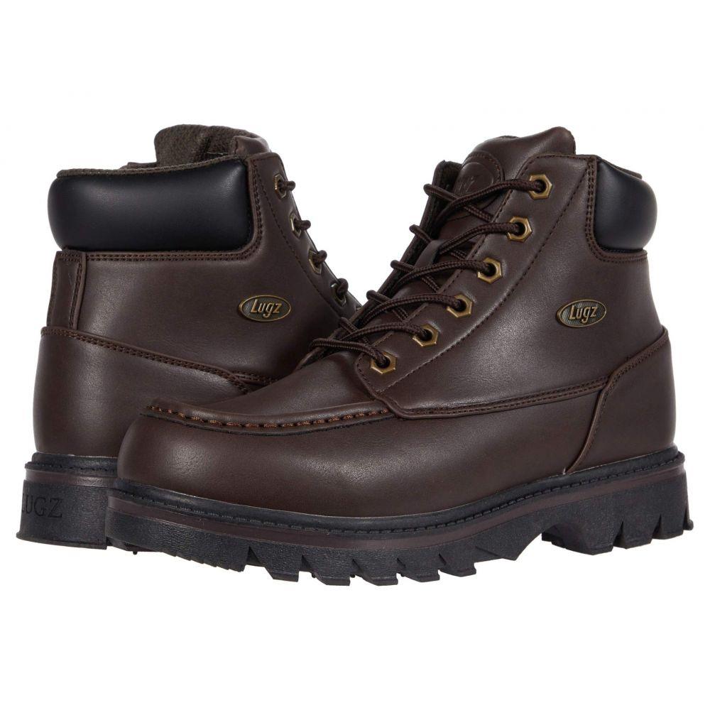 ラグズ Lugz メンズ ブーツ シューズ・靴【Warsaw】Dark Brown/Black