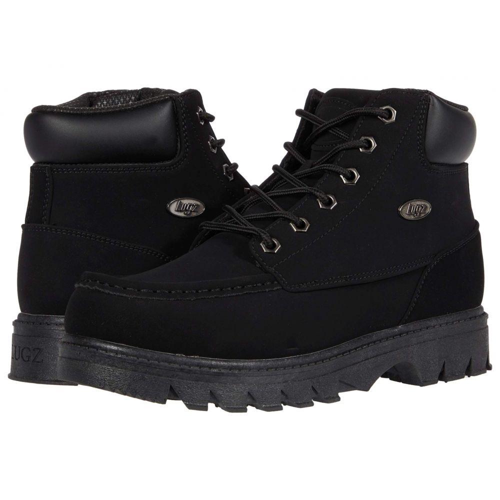 ラグズ Lugz メンズ ブーツ シューズ・靴【Warsaw】Black