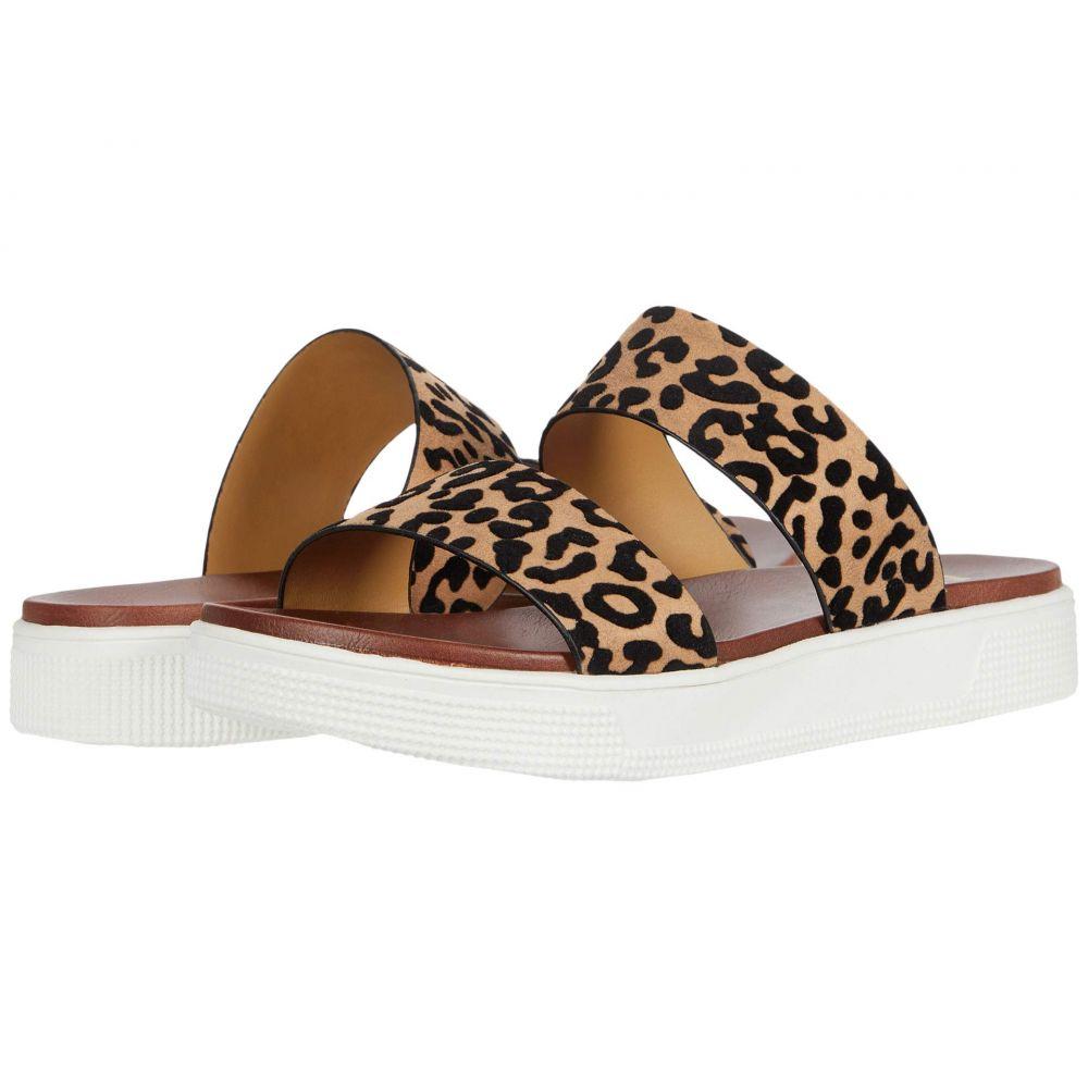 ミア MIA レディース サンダル・ミュール シューズ・靴【Jessabelle-LN】Leopard Print