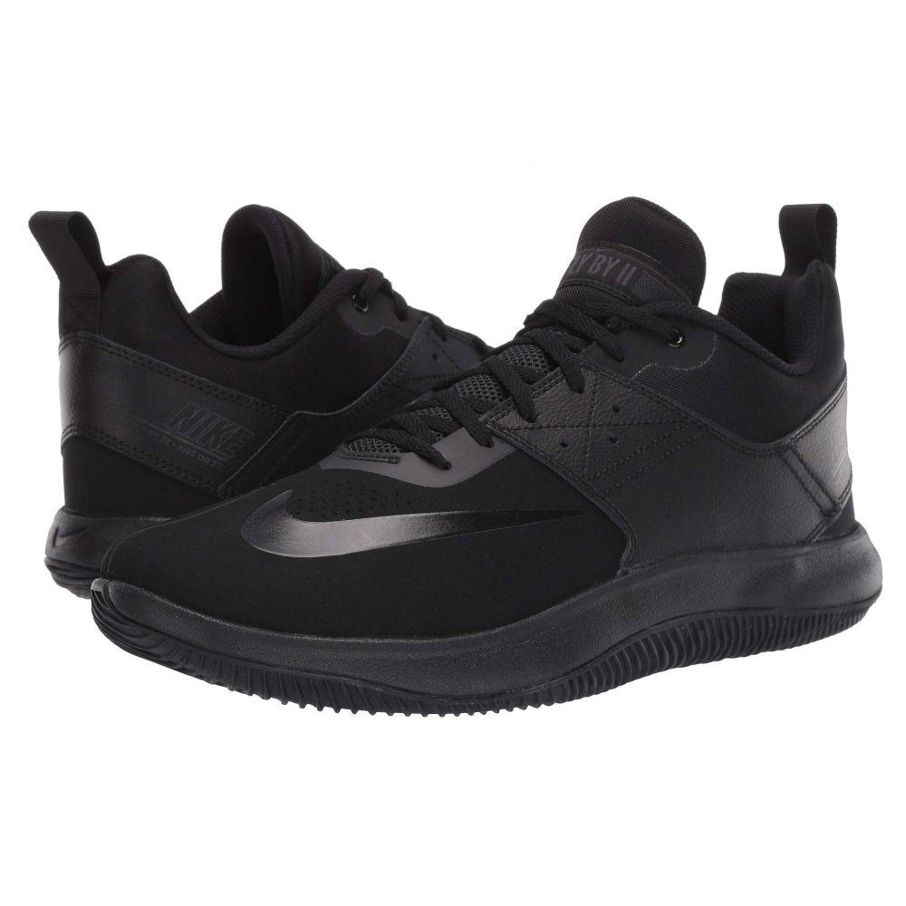 ナイキ Nike メンズ バスケットボール シューズ・靴【Fly.By Low II NBK】Black/Black/Anthracite/Dark Grey