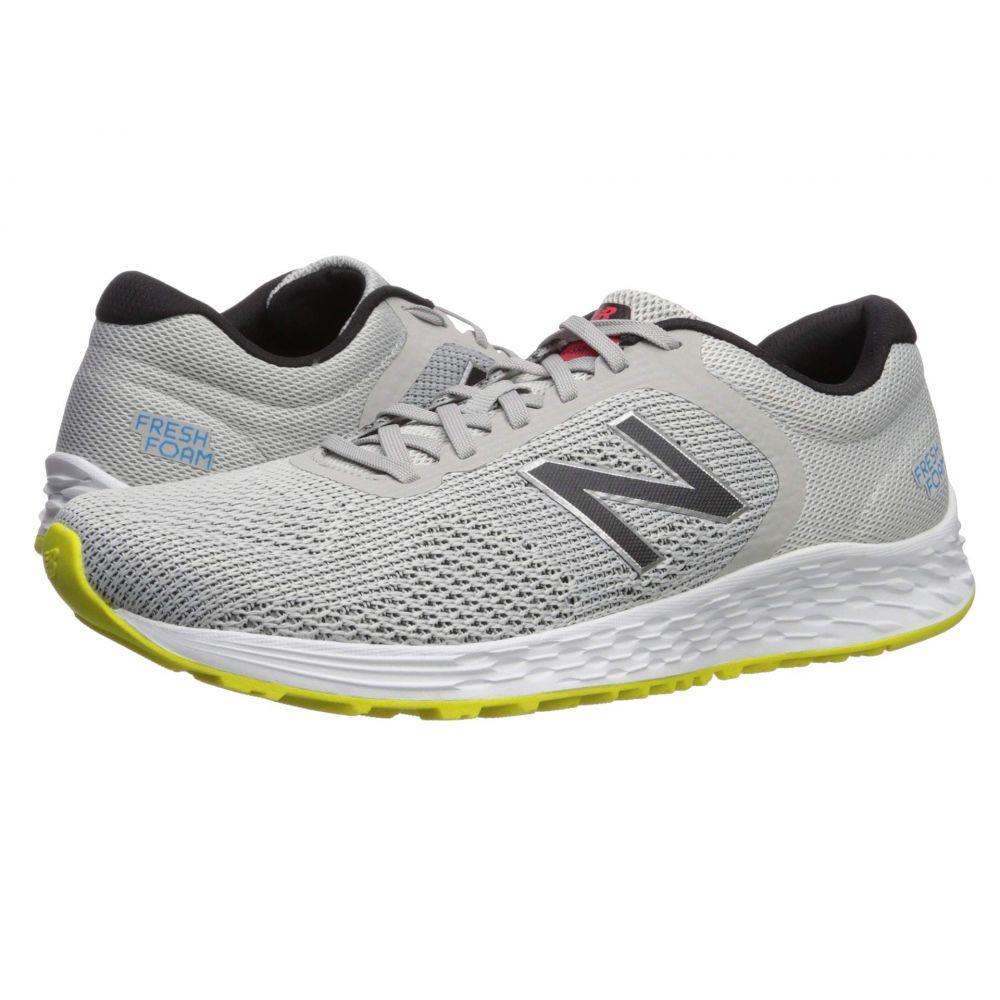 ニューバランス New Balance メンズ ランニング・ウォーキング シューズ・靴【Fresh Foam Arishi v2】Light Aluminum/Black