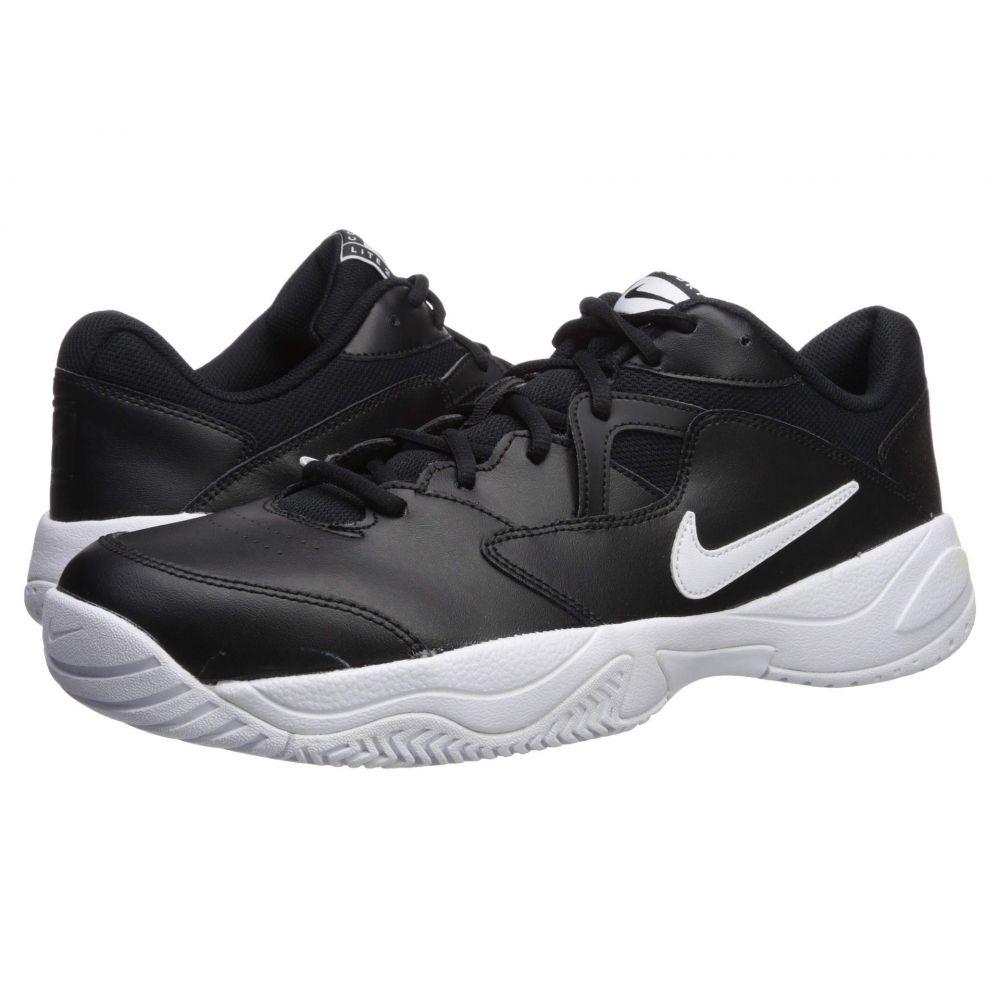 ナイキ Nike メンズ テニス シューズ・靴【Court Lite 2】Black/White/White