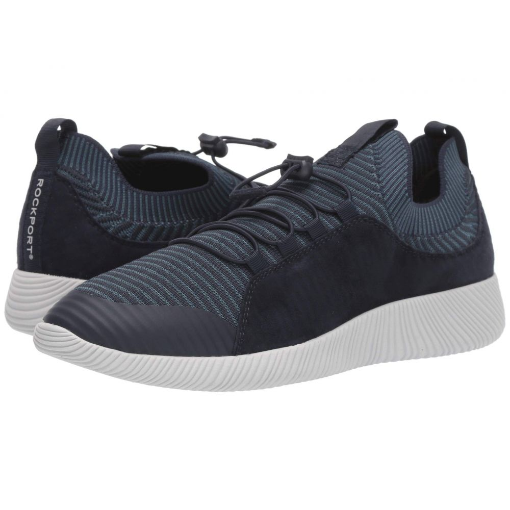 ロックポート Rockport レディース スニーカー シューズ・靴【City Lites Robyne Knit Bungee】Blue