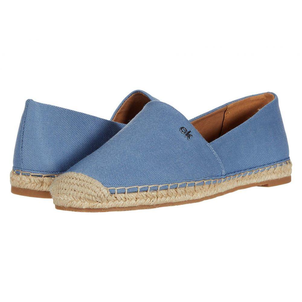 カルバンクライン Calvin Klein レディース ローファー・オックスフォード シューズ・靴【Vez】Stone Blue
