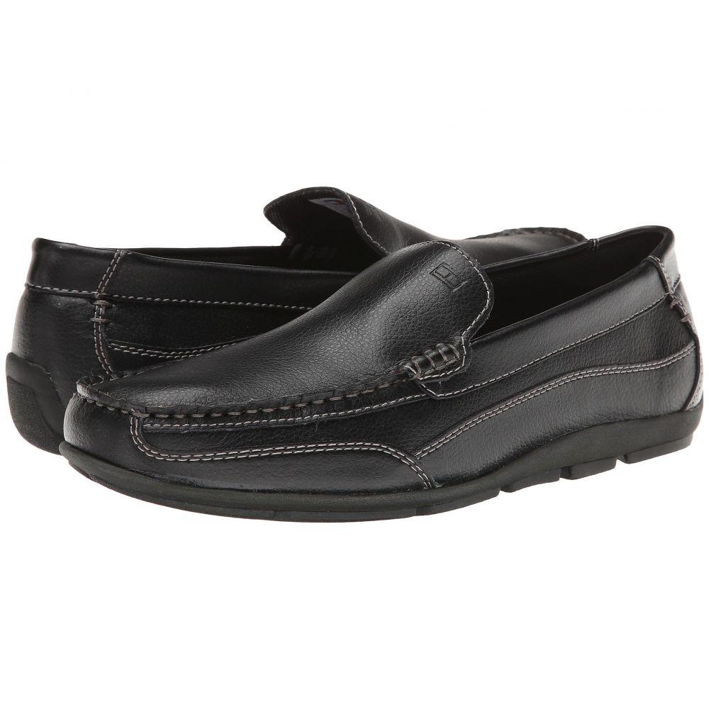 トミー ヒルフィガー Tommy Hilfiger メンズ ローファー シューズ・靴【Dathan】Black