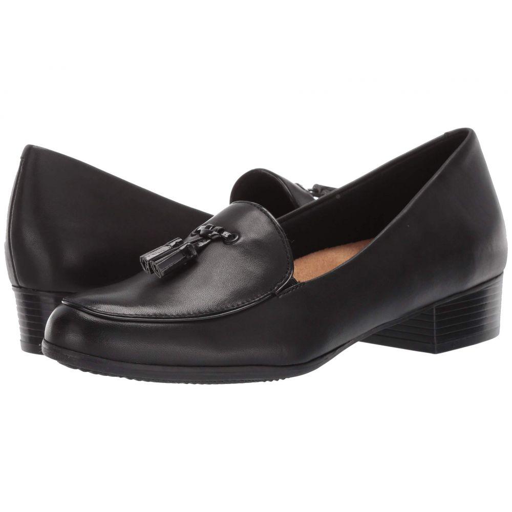 トロッターズ Trotters レディース ローファー・オックスフォード シューズ・靴【Mary】Black