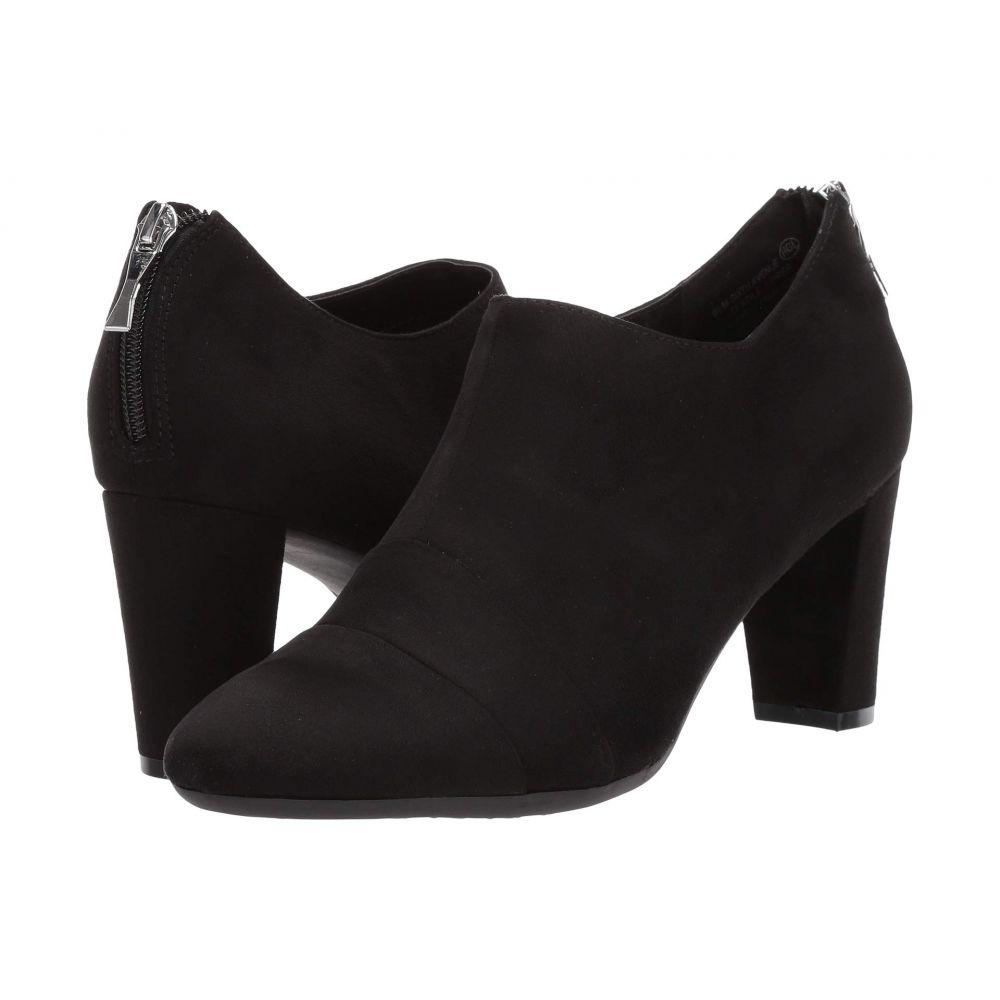 エアロソールズ A2 by Aerosoles レディース ブーツ シューズ・靴【Sixth Avenue】Black Fabric