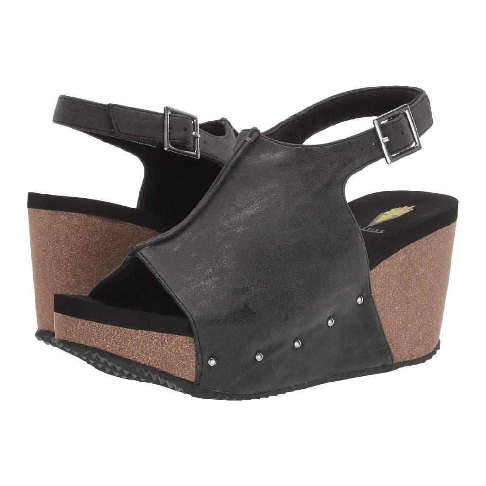 ボラティル VOLATILE レディース サンダル・ミュール シューズ・靴【Division】Black