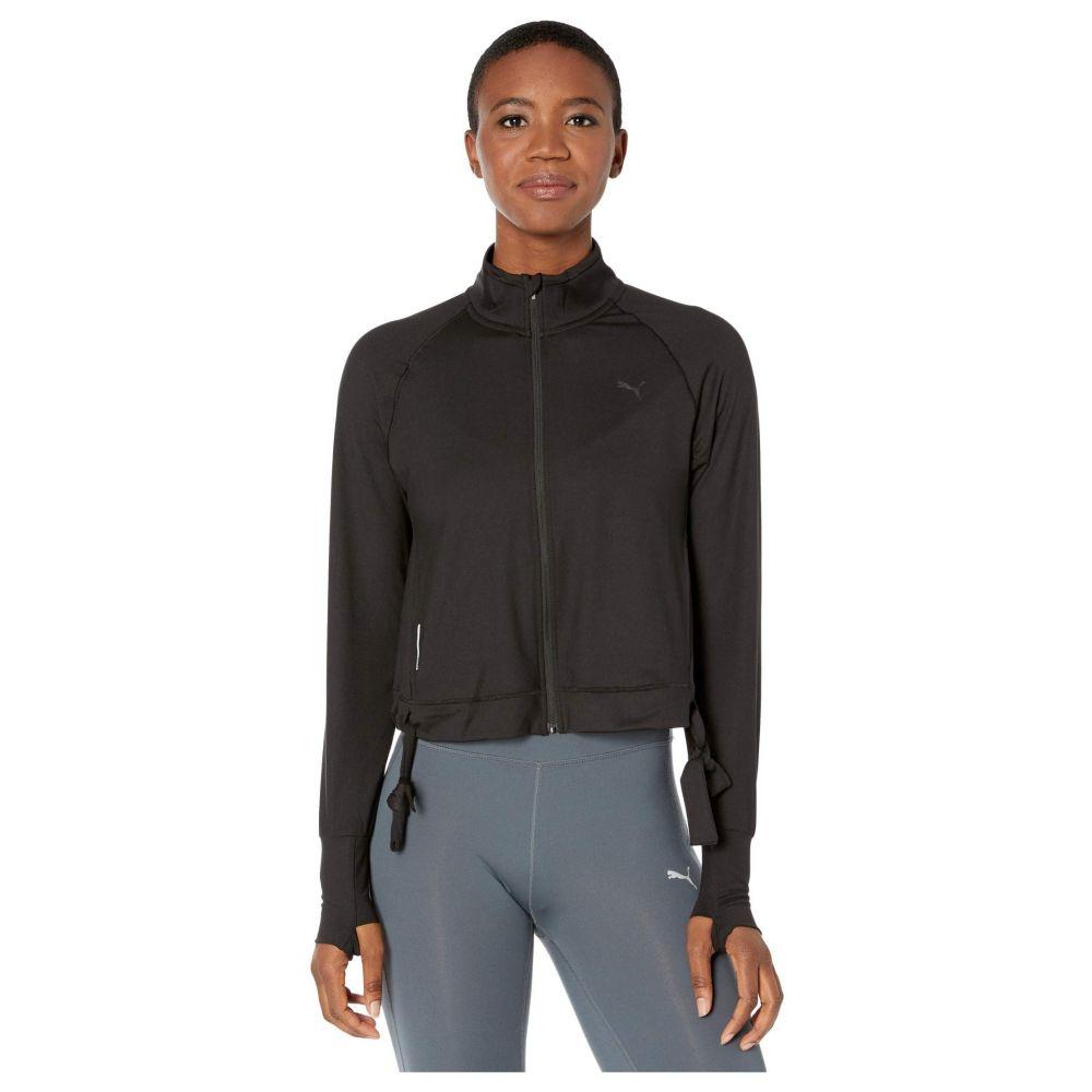 プーマ PUMA レディース ジャケット アウター【Studio Adjustable Jacket】PUMA Black