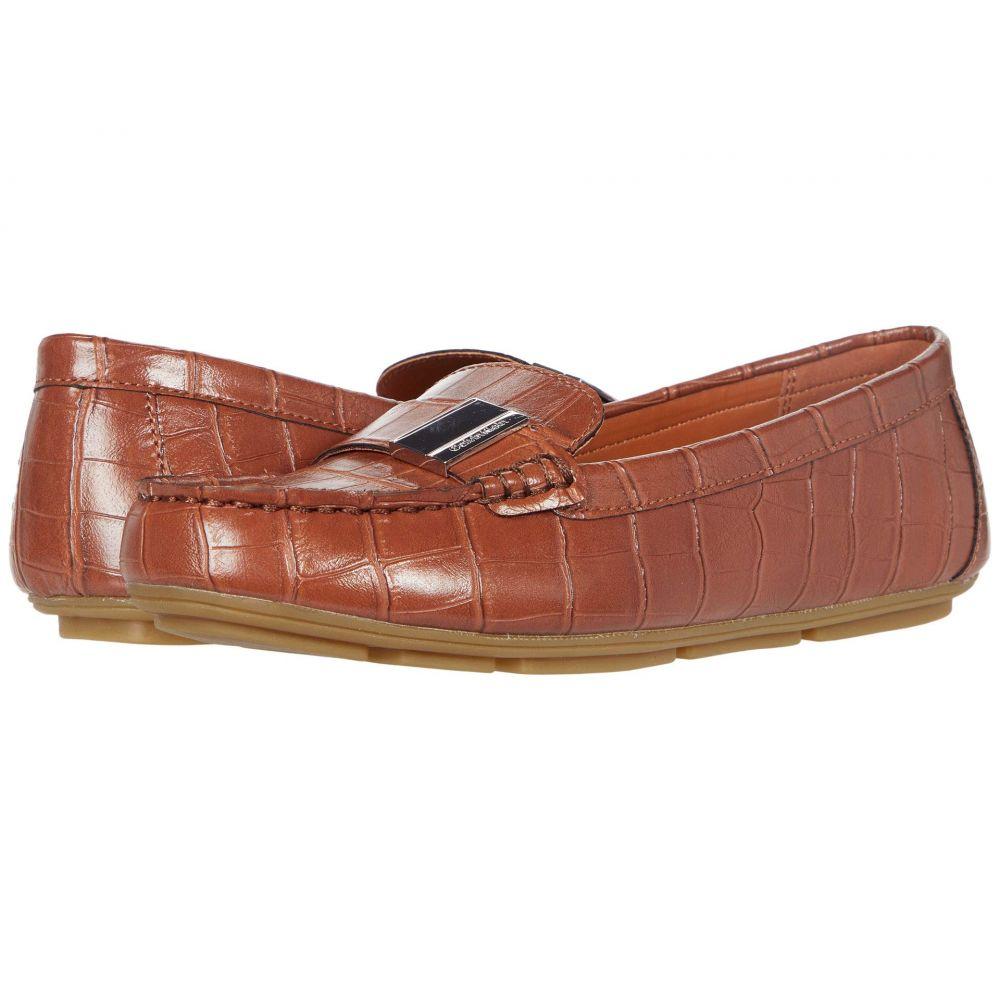 カルバンクライン Calvin Klein レディース ローファー・オックスフォード シューズ・靴【Lisa】Cuoio