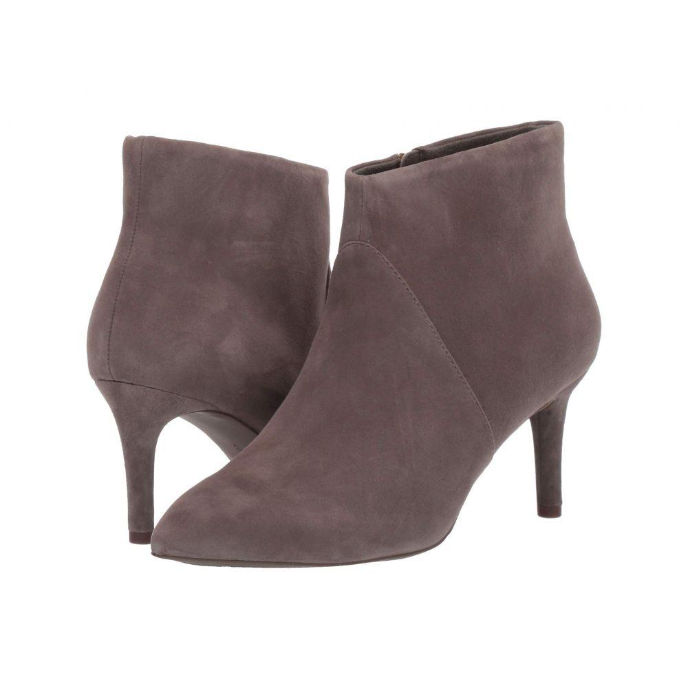 ロックポート Rockport レディース ブーツ ショートブーツ シューズ・靴【Total Motion Ariahnna Plain Ankle Boot】Grey:フェルマート