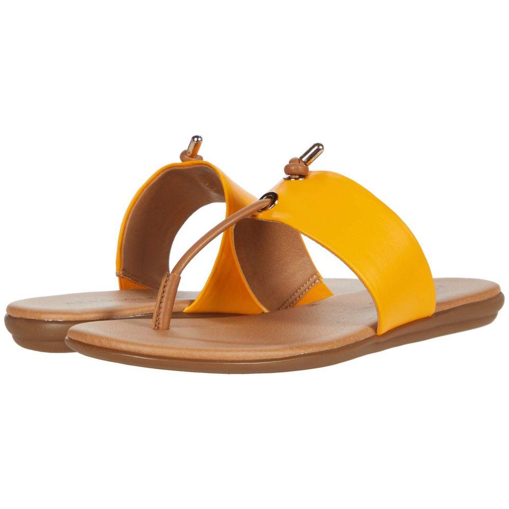エアロソールズ Aerosoles レディース ビーチサンダル シューズ・靴【Crown Point】Yellow Combo