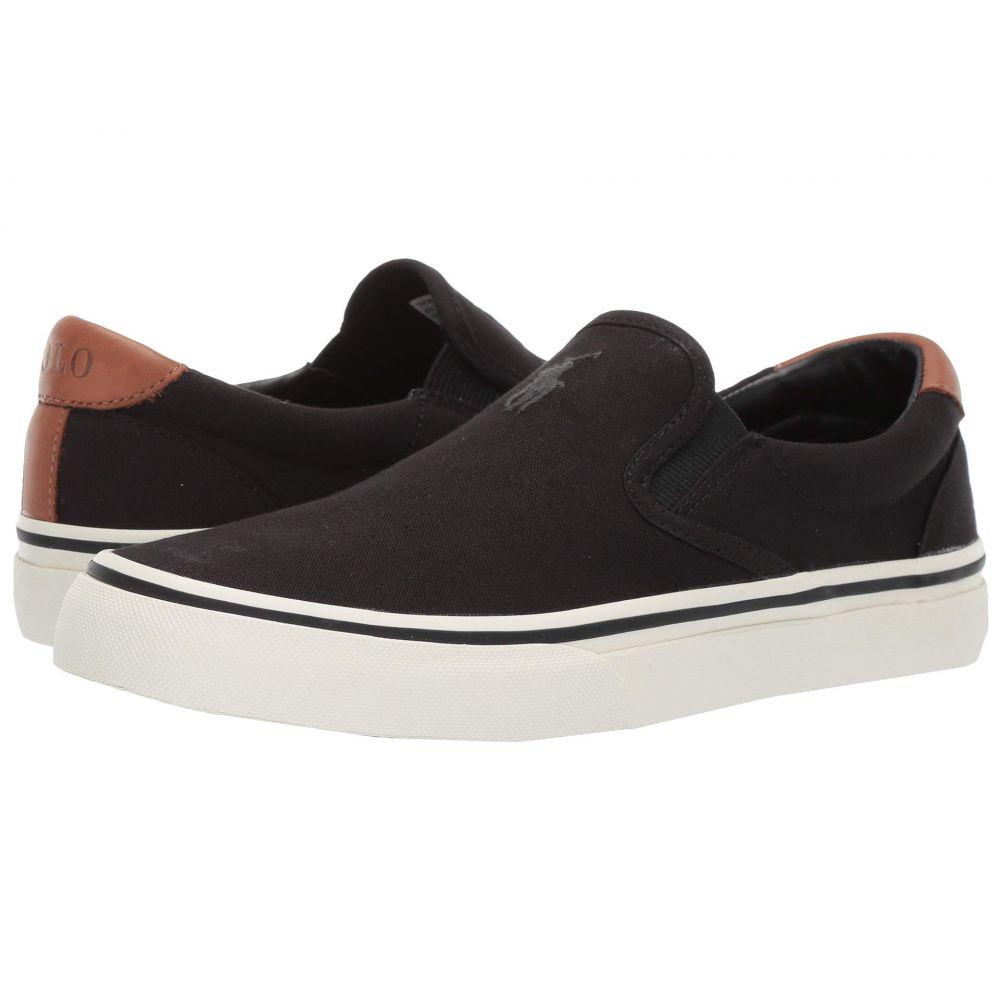 ラルフ ローレン Polo Ralph Lauren メンズ スニーカー シューズ・靴【Thompson】Black