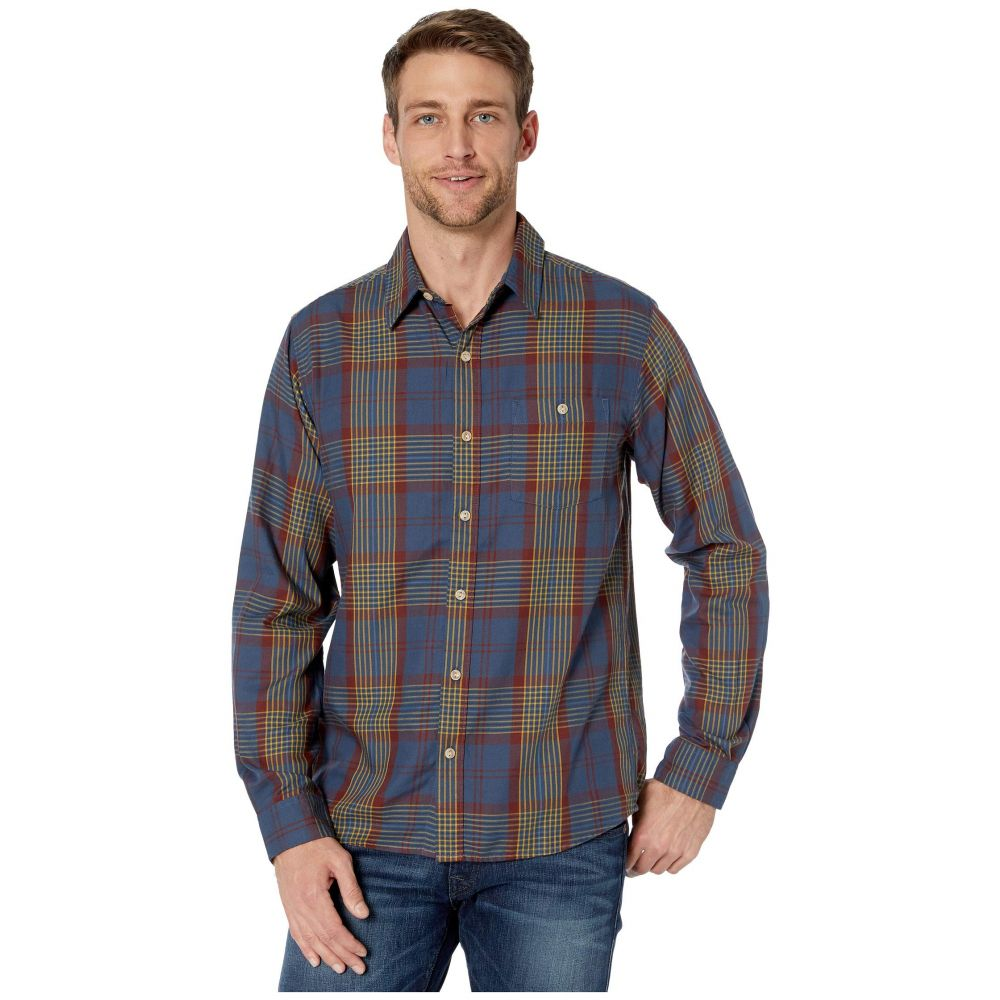 マウンテンハードウェア Mountain Hardwear メンズ シャツ トップス【Rogers Pass Long Sleeve Shirt】Zinc