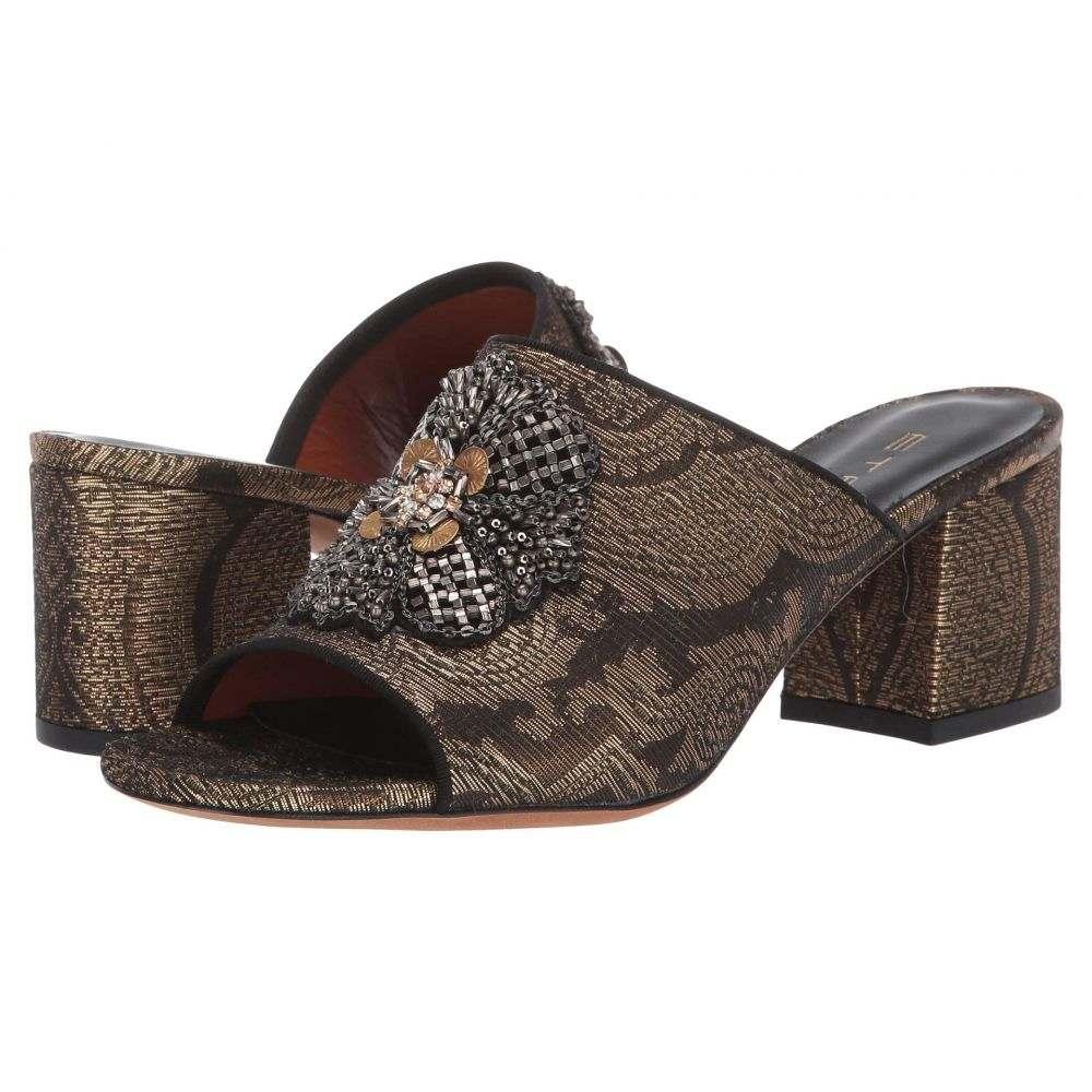 エトロ Etro レディース サンダル・ミュール シューズ・靴【Jacquard Heeled Mule】Multi