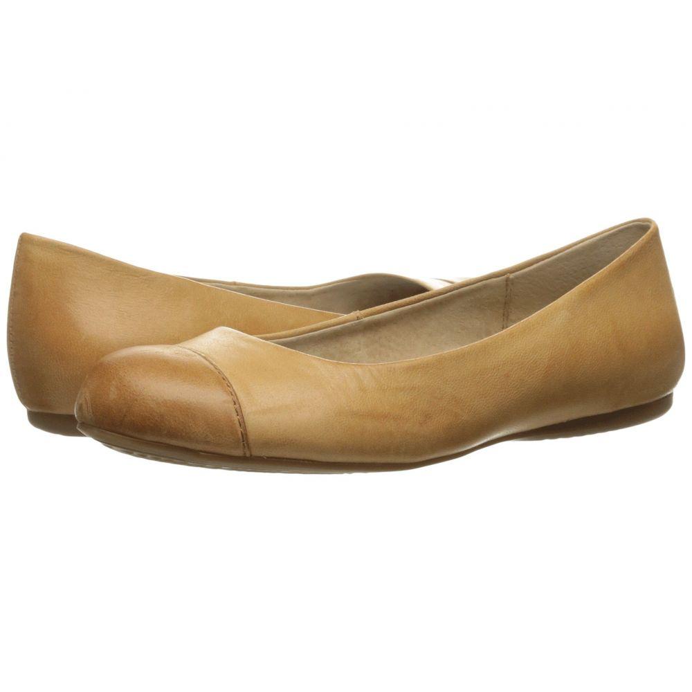 ソフトウォーク SoftWalk レディース スリッポン・フラット シューズ・靴【Napa】Tan/Luggage Soft Dull Leather