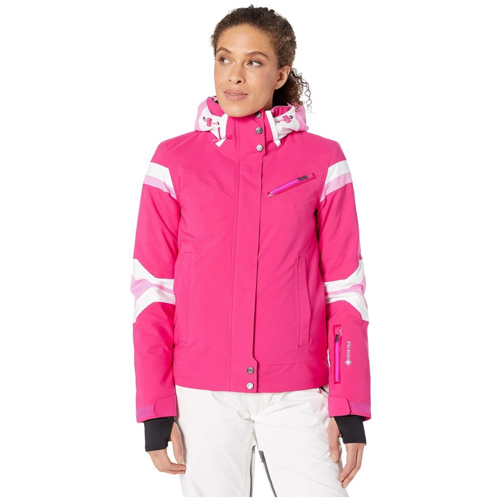 スパイダー Spyder レディース スキー・スノーボード ジャケット アウター【Poise GTX Jacket】Berry