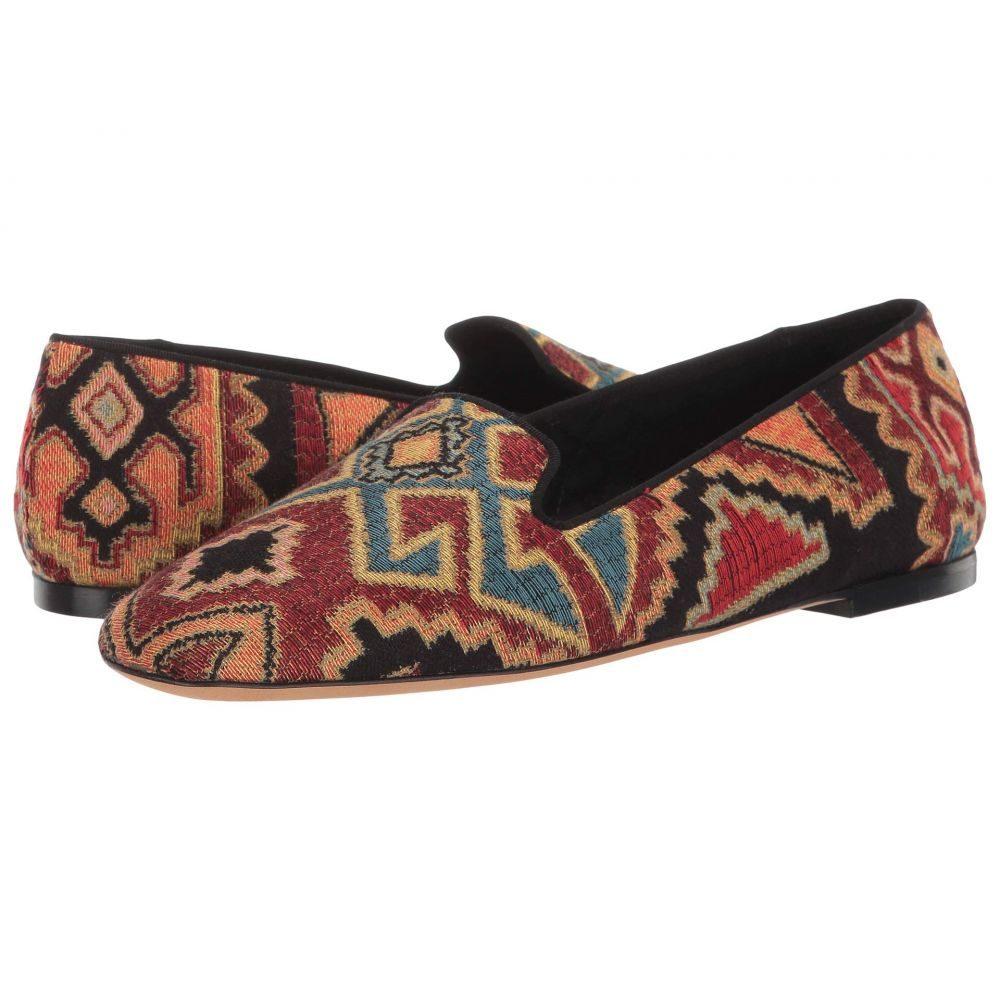 エトロ Etro レディース スリッポン・フラット シューズ・靴【Tapestry Flat】Multi