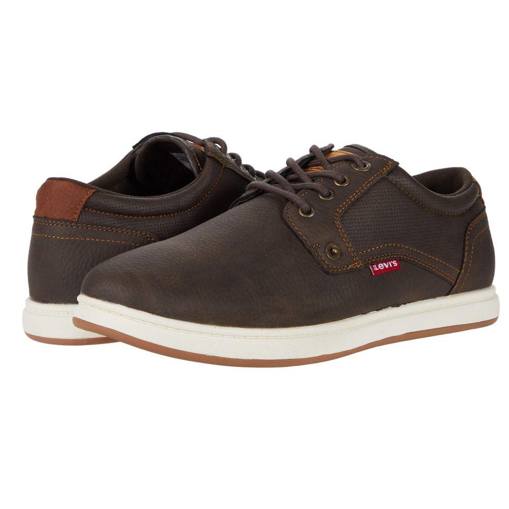リーバイス Levi's Shoes メンズ 革靴・ビジネスシューズ シューズ・靴【Arnold Tumbled WX UL/NB】Brown/Tan