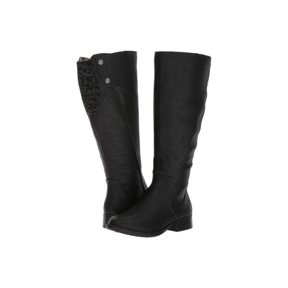 ライフストライド LifeStride レディース ブーツ シューズ・靴【Xripley - Wide Calf】Black